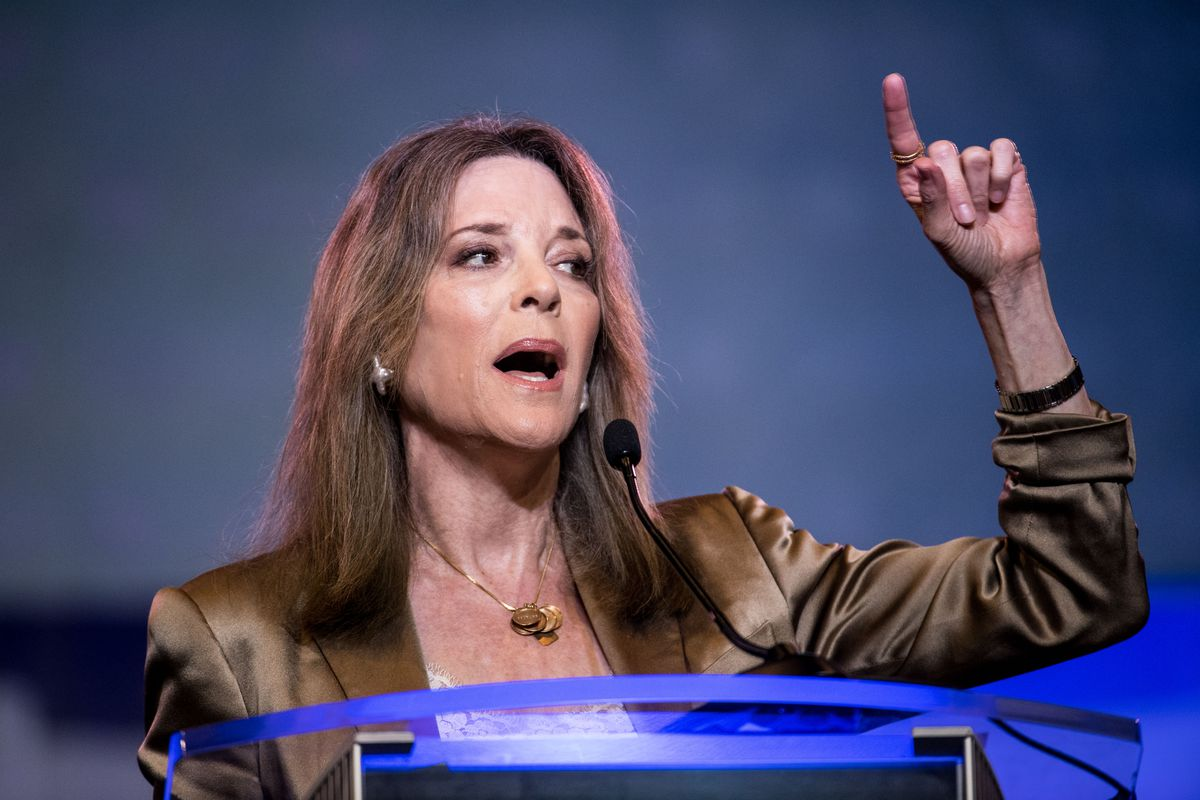 Who is Marianne Williamson? Her 2020 presidential campaign