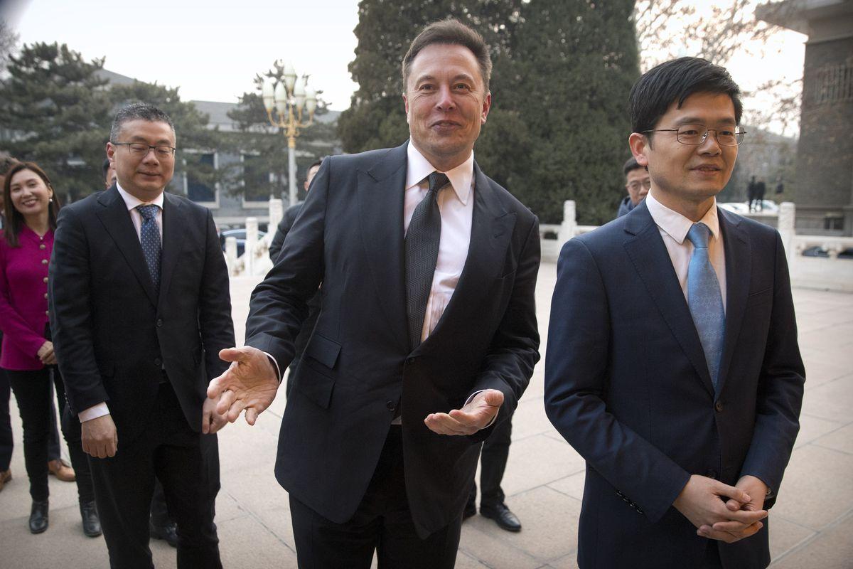 Elon Musk is in Twitter trouble yet again - Vox