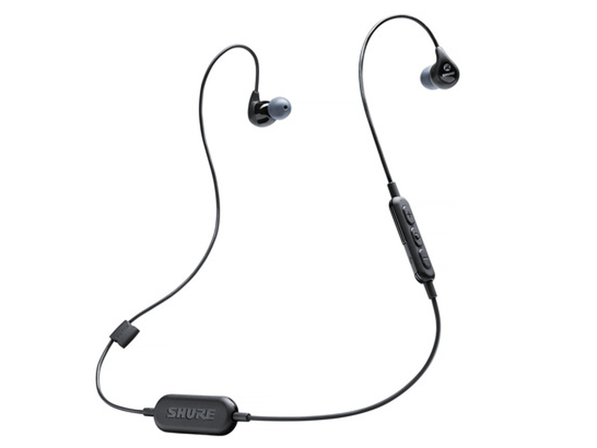 shure se215 and se112 bluetooth earphones announced  start