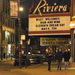The Rivera Theater in Uptown. | Sun-Times Archives