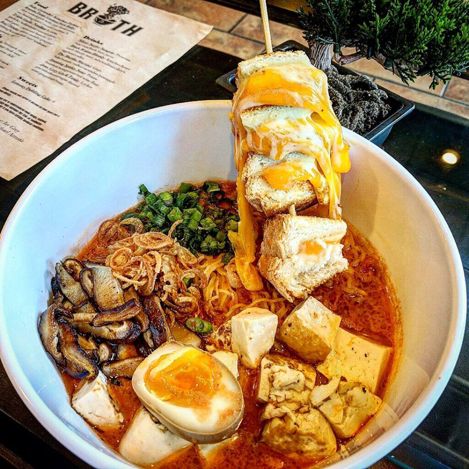 broth by the hangover ramen