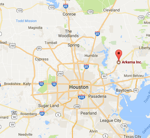 Explosions reported at Arkema chemical plant near Houston