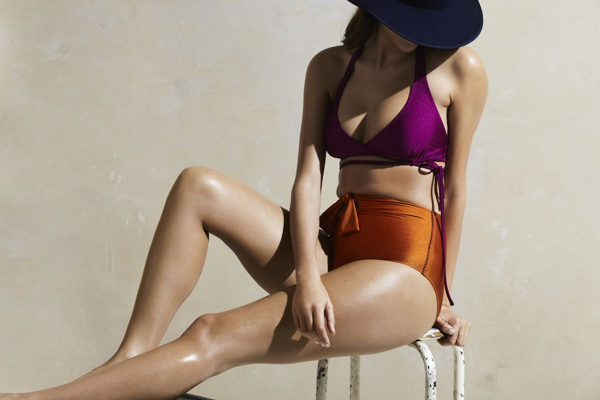 A bathing suit from Phylyda swim
