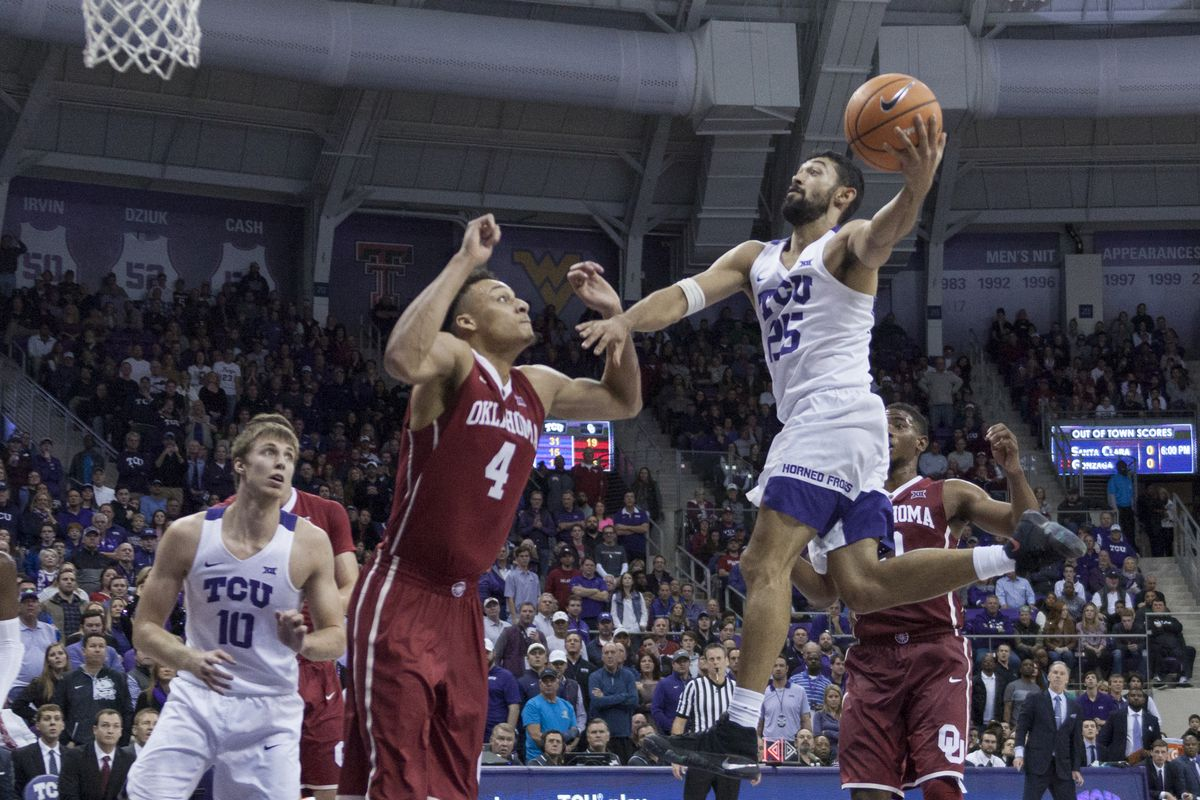 TCU Basketball vs Oklahoma Sooners