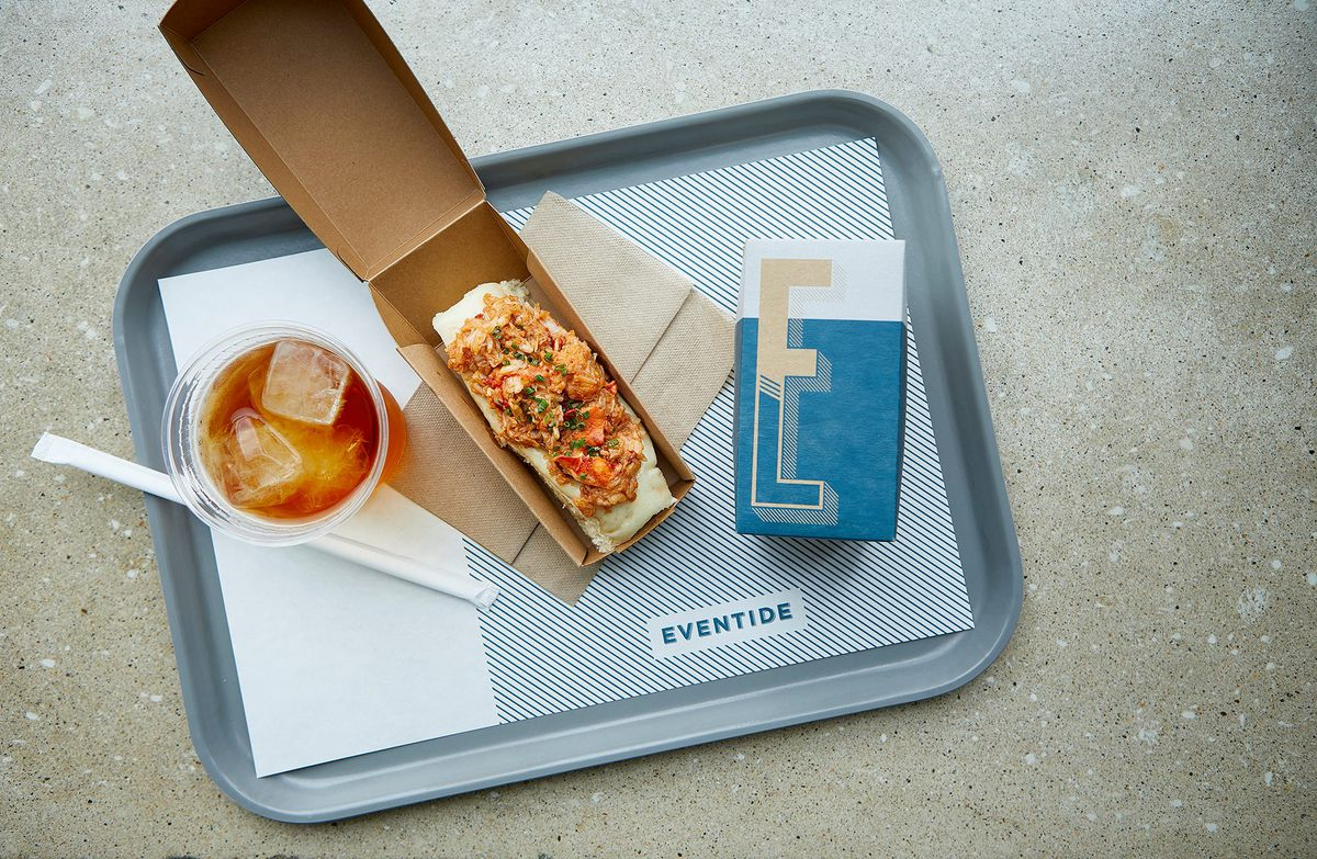 eventide fenway lobster roll