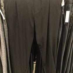 Jogger pants, size XL, $99 (was $235)