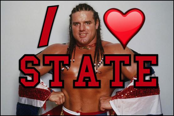 MSU I LOVE STATE