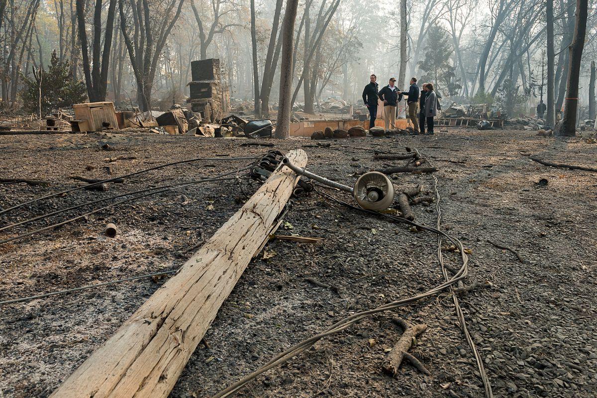 Camp Fire Death Toll Surpasses Loma Prieta Earthquake Curbed Sf