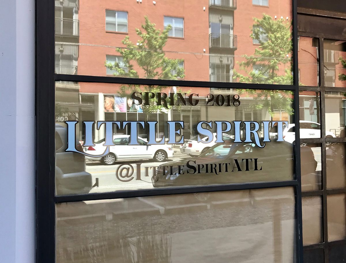 Little Spirit will open in the former Amer space at Inman Quarter