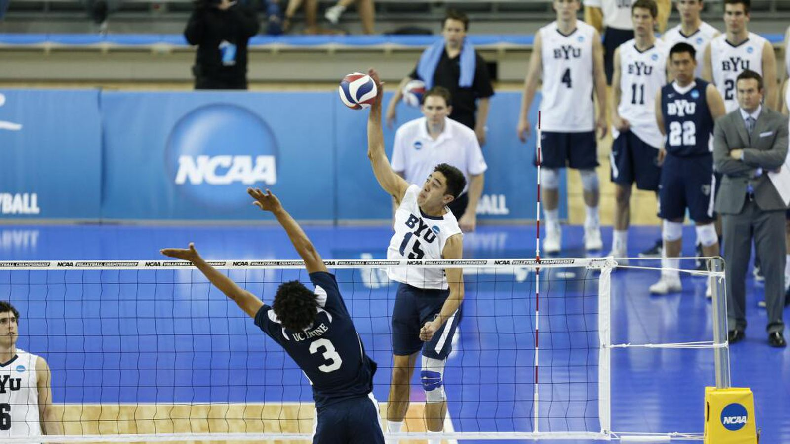 ohio mens volleyball falls - HD 1600×900