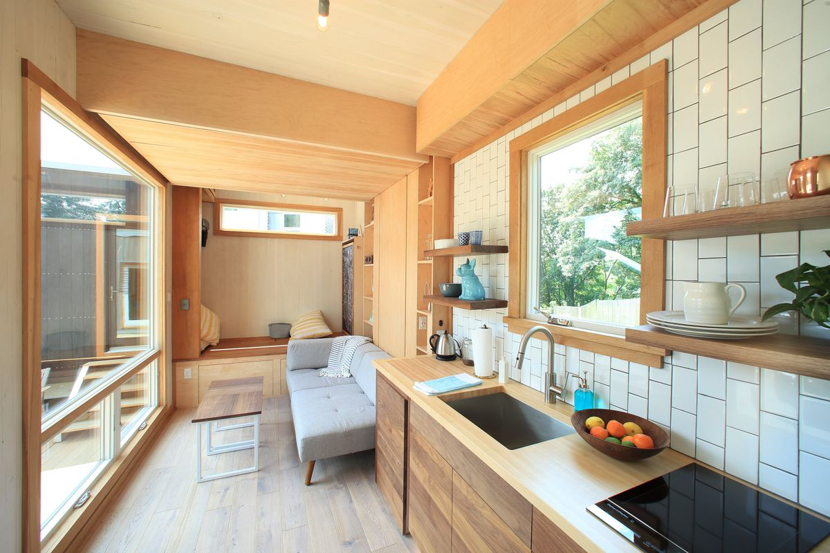 Modern Tiny House Interior: Best Tiny Houses You Can Buy Right Now
