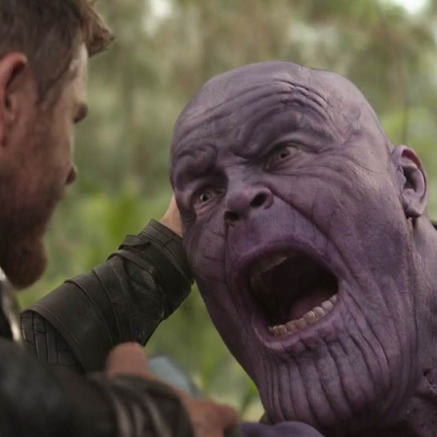 Avengers: Endgame theory of Ant-Man going up Thanos' butt