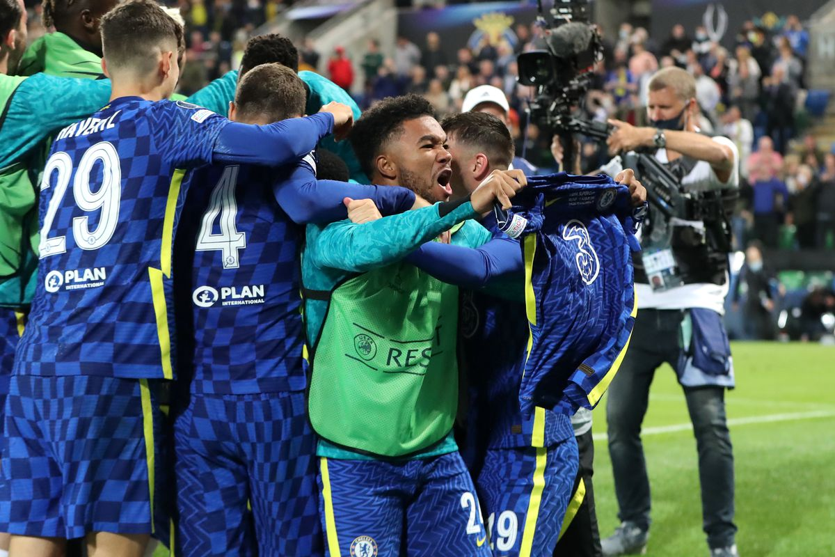 Chelsea v Villarreal - UEFA Super Cup - Windsor Park