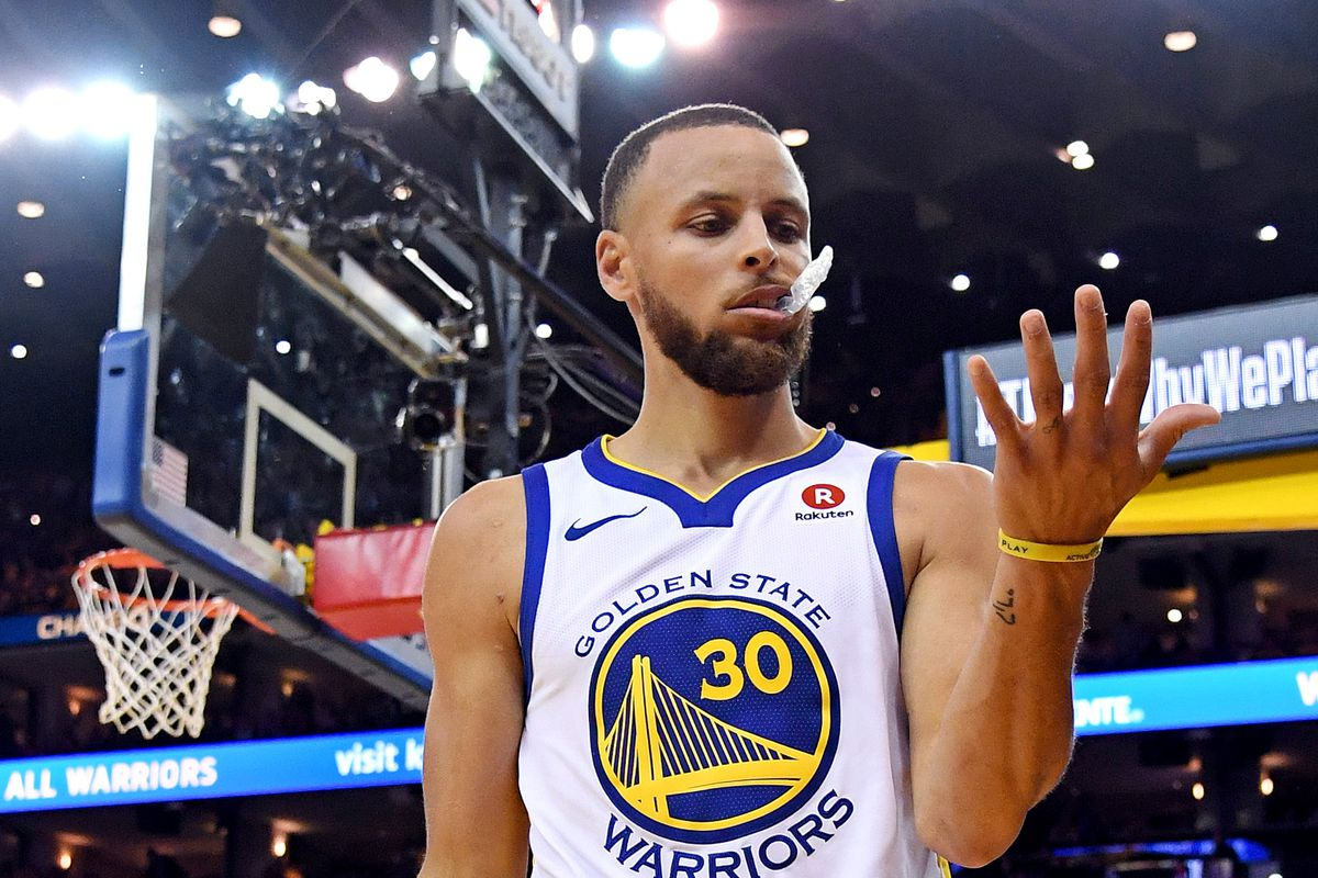 2018 Nba Playoffs Why Steph Curry S Mom Wants To Wash His Mouth With Soap Sbnation Com