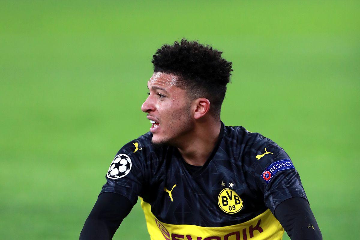 Borussia Dortmund v Slavia Prague - UEFA Champions League - Group F - Signal Iduna Park