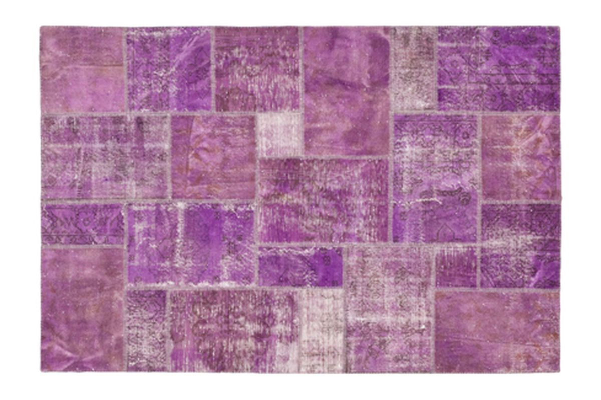 <b>Color Reform</b> Patchwork Rug, <b>$1,000</b> (from $2,700)