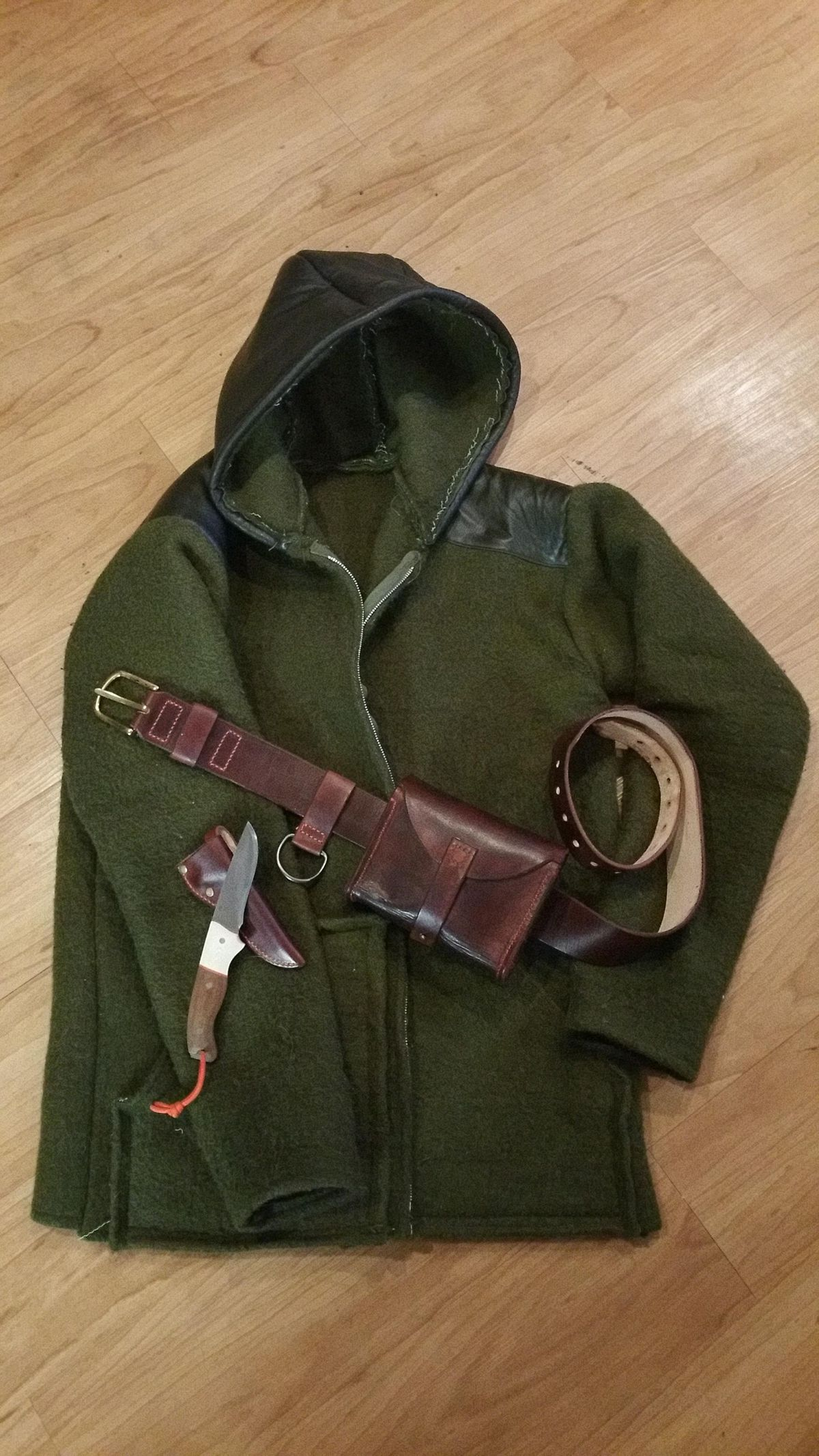 The Prepper Obsession With Clothes - Racked