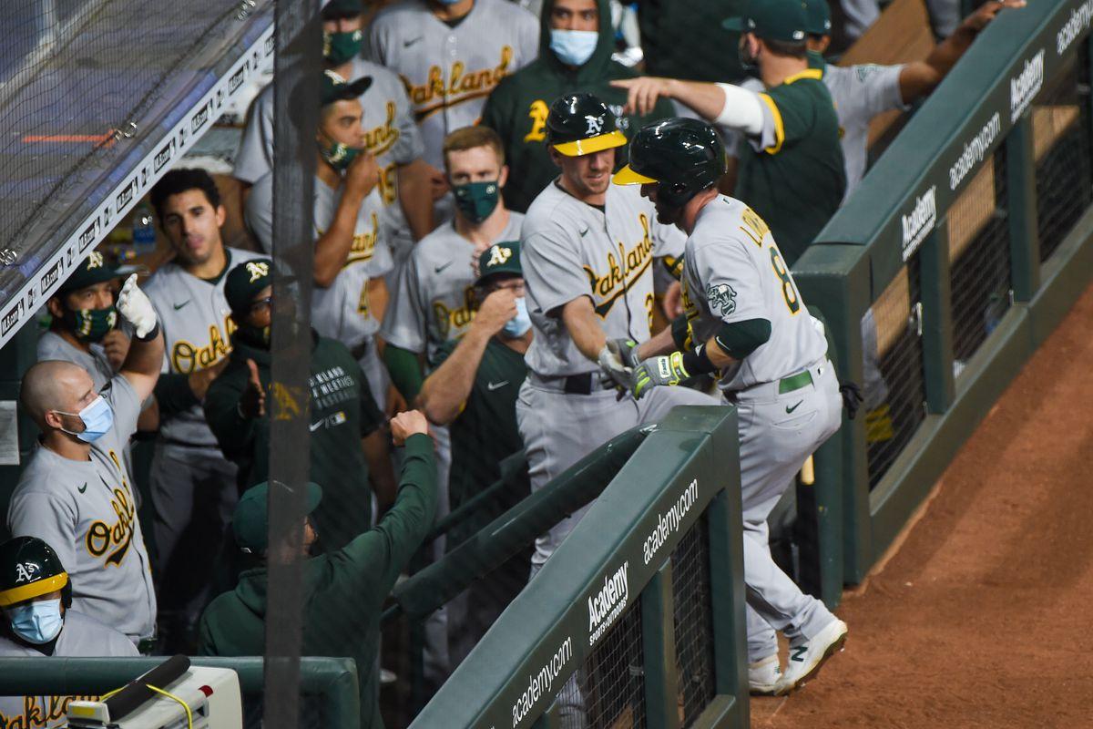 MLB: APR 09 Athletics at Astros