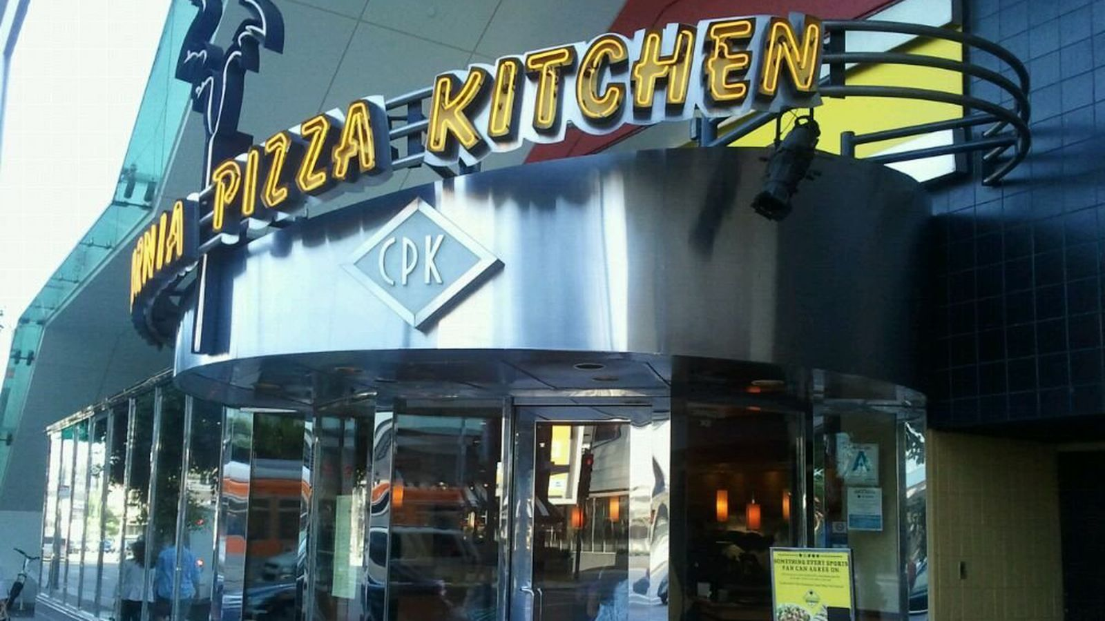California Pizza Kitchen Beverly Center