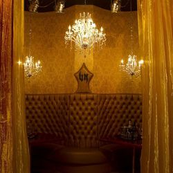 The Gold Room.