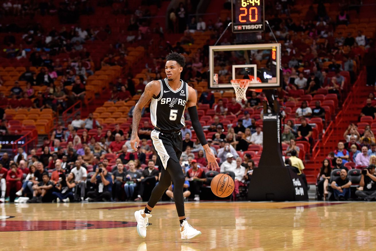 Game Thread: New Orleans Pelicans at San Antonio Spurs