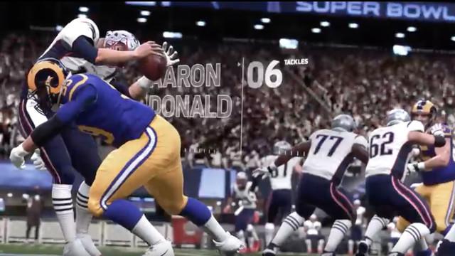 Madden NFL 19 predicts Super Bowl LIII: Patriots vs. Rams