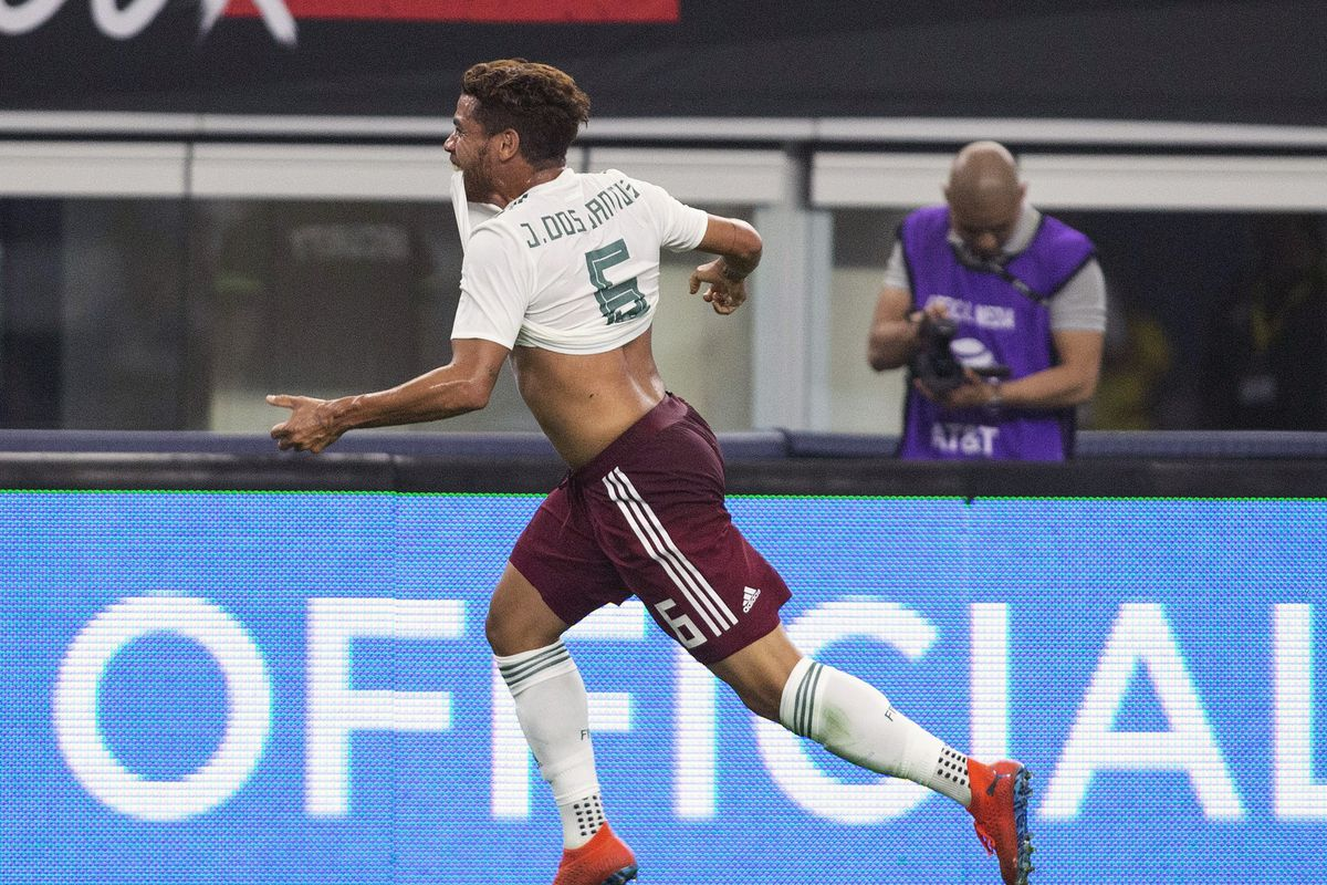 Soccer: Equador at Mexico
