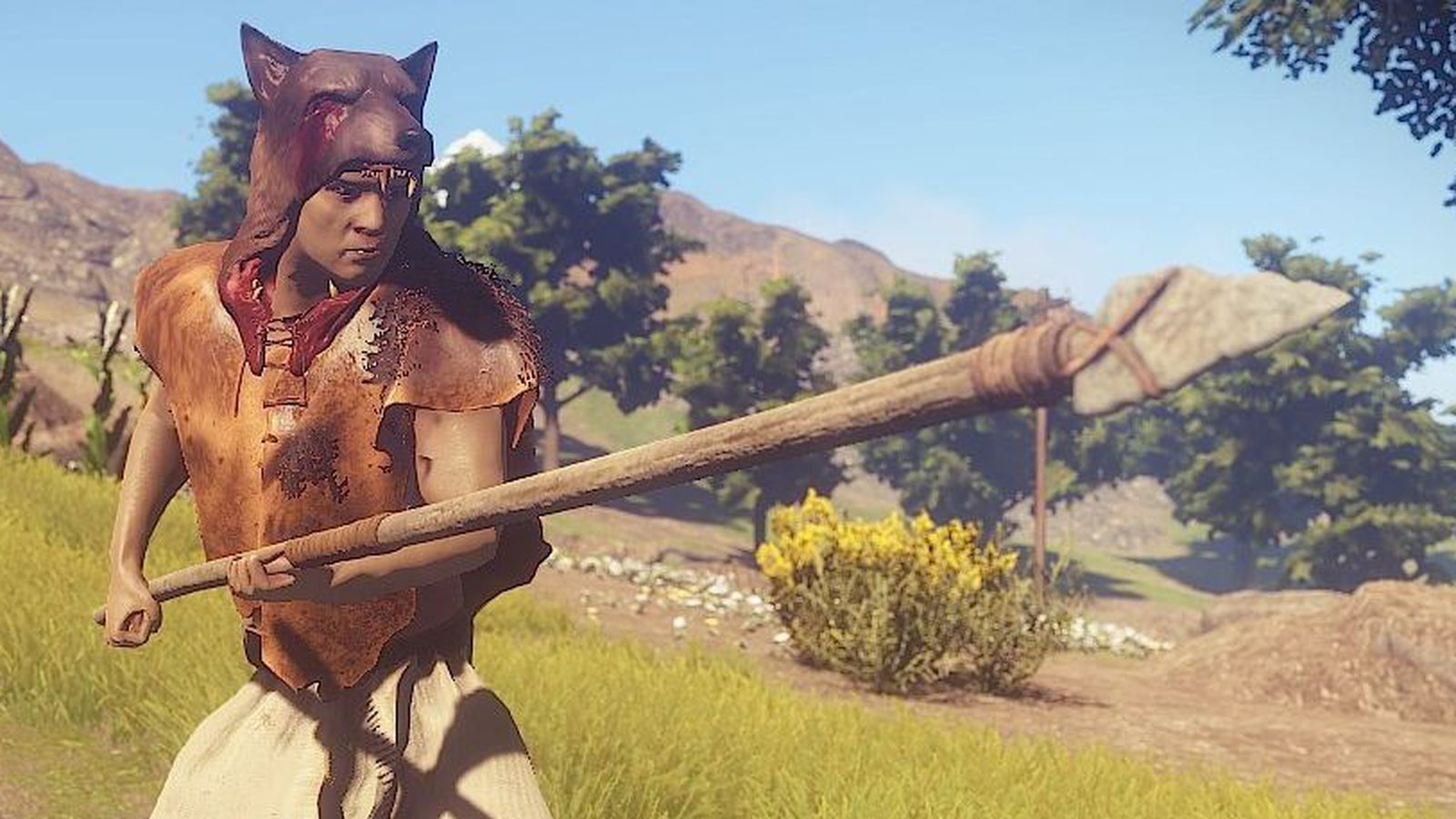 Rust game  Why is the developer of Rust assigning every male avatar a ...