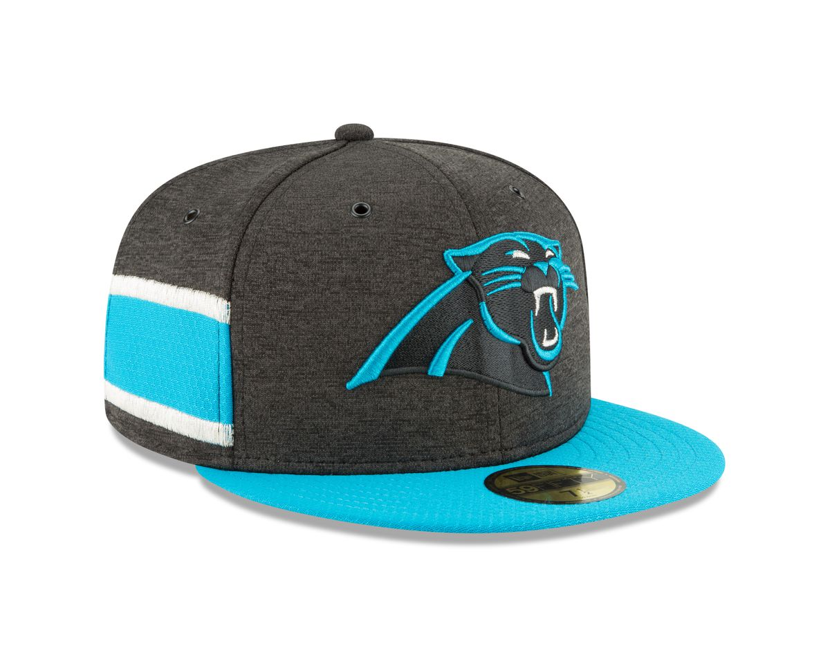 Check out the 2018 New Era Carolina Panthers sideline collection at Fanatics 2e033467ff05