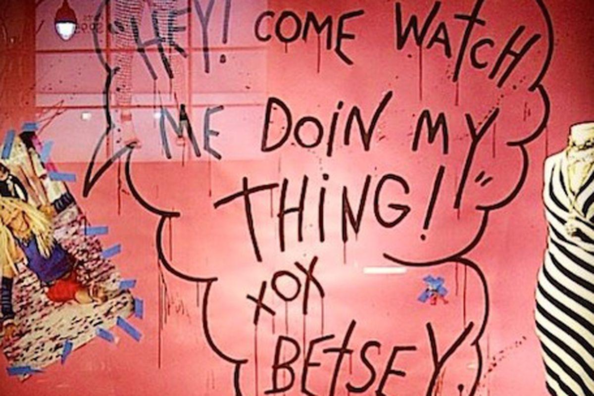 "Image via <a href=""https://www.facebook.com/photo.php?fbid=10151661673284705&amp;set=pb.88460909704.-2207520000.1363119761&amp;type=3&amp;theater"">Betsey Johnson</a>/Facebook"