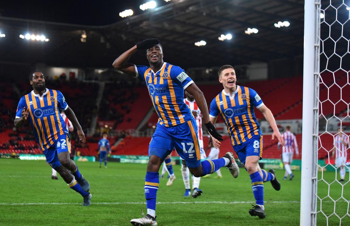 Stoke City v Shrewsbury Town - FA Cup Third Round Replay