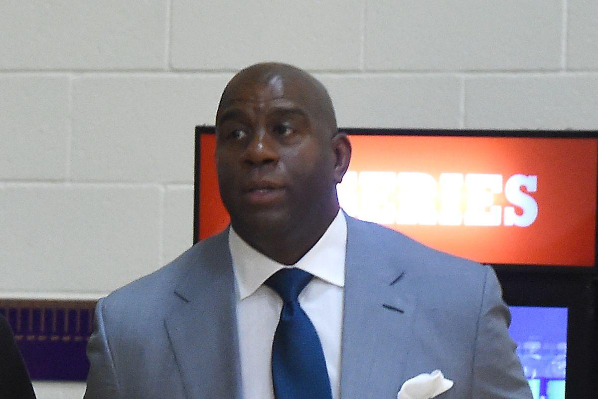 Los Angeles Lakers Introduce NBA Draft Picks