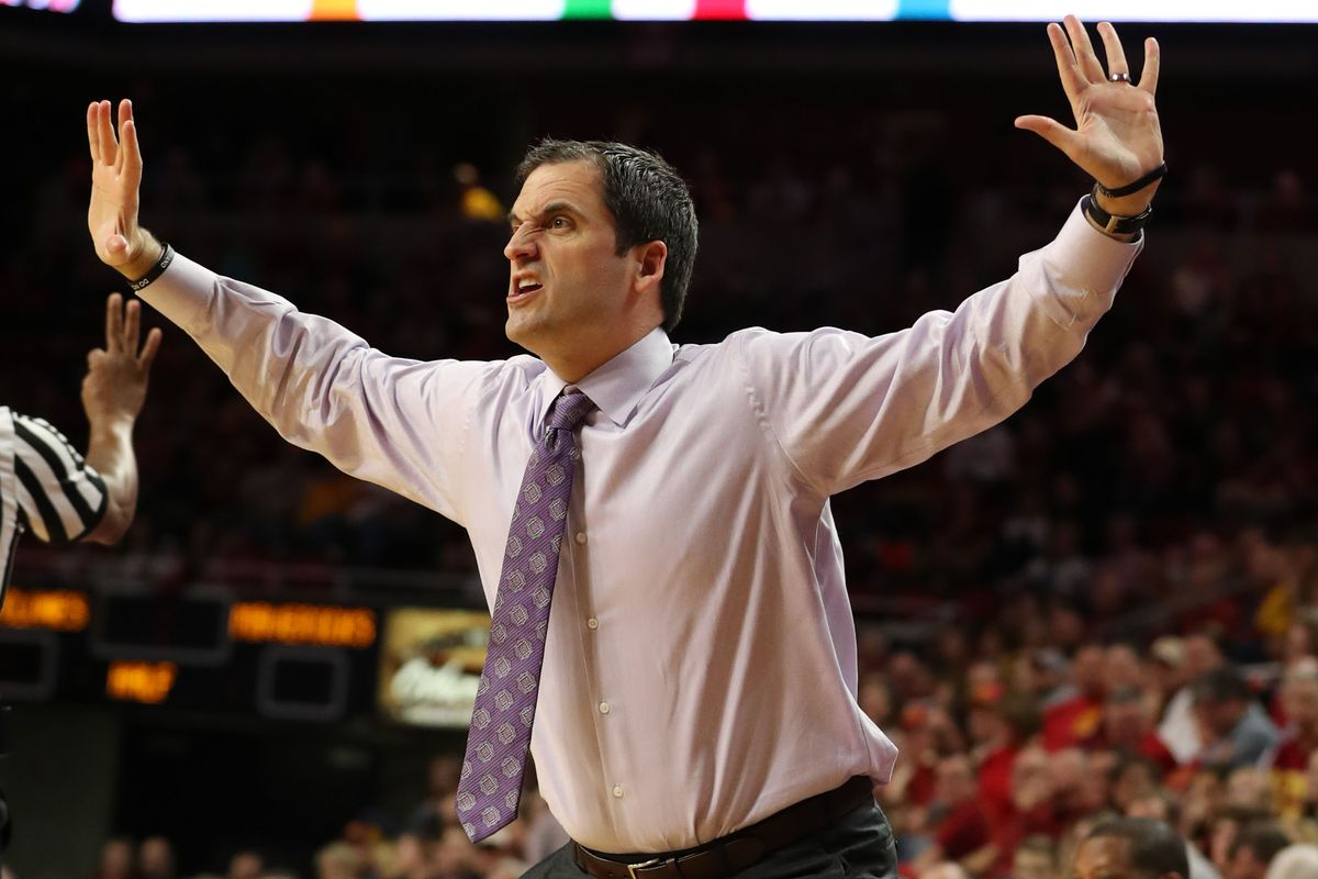 NCAA Basketball: Nebraska Omaha at Iowa State
