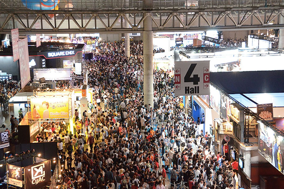 Tokyo Game Show 2013: All the games and news, live from