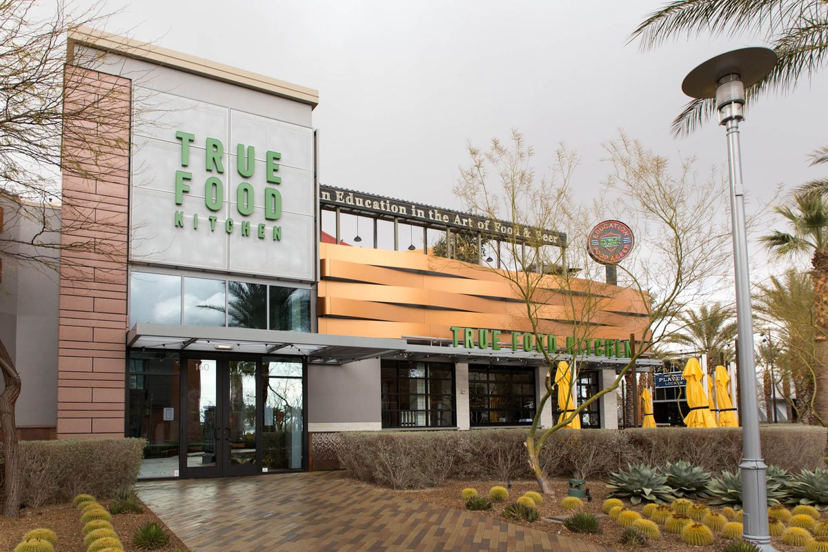 True Food Kitchen at Downtown Summerlin opened last October and decided to temporarily close.