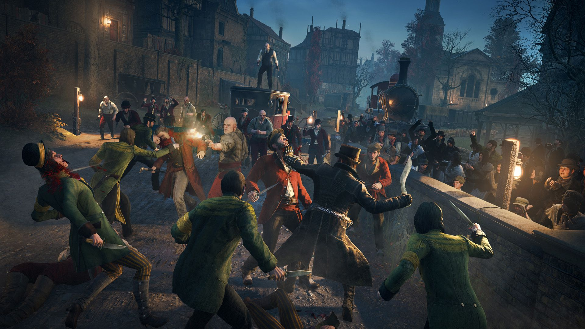 Assassin's Creed Syndicate tips 2