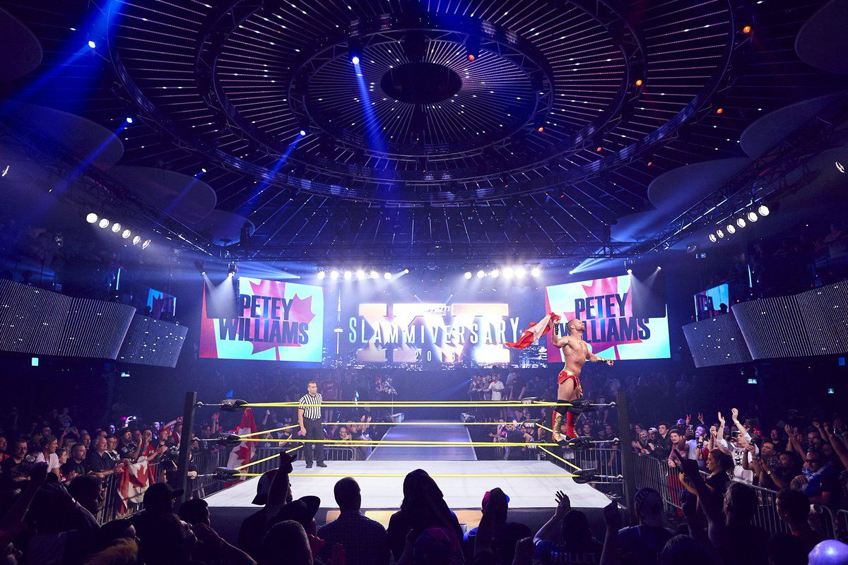 The Good Ride >> Impact Wrestling 2018 year in review: Too little, too late? - Cageside Seats