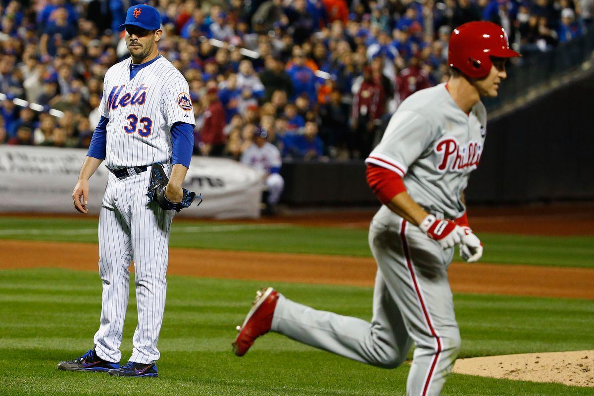 Philadelphia Phillies v New York Mets