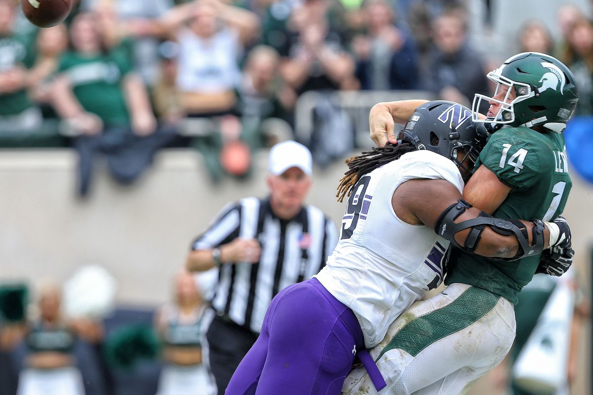 Three matchups to watch: Northwestern vs. Michigan State