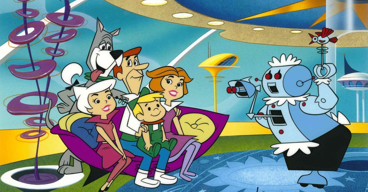 The Jetsons is actually a bone-chilling dystopia - The Verge