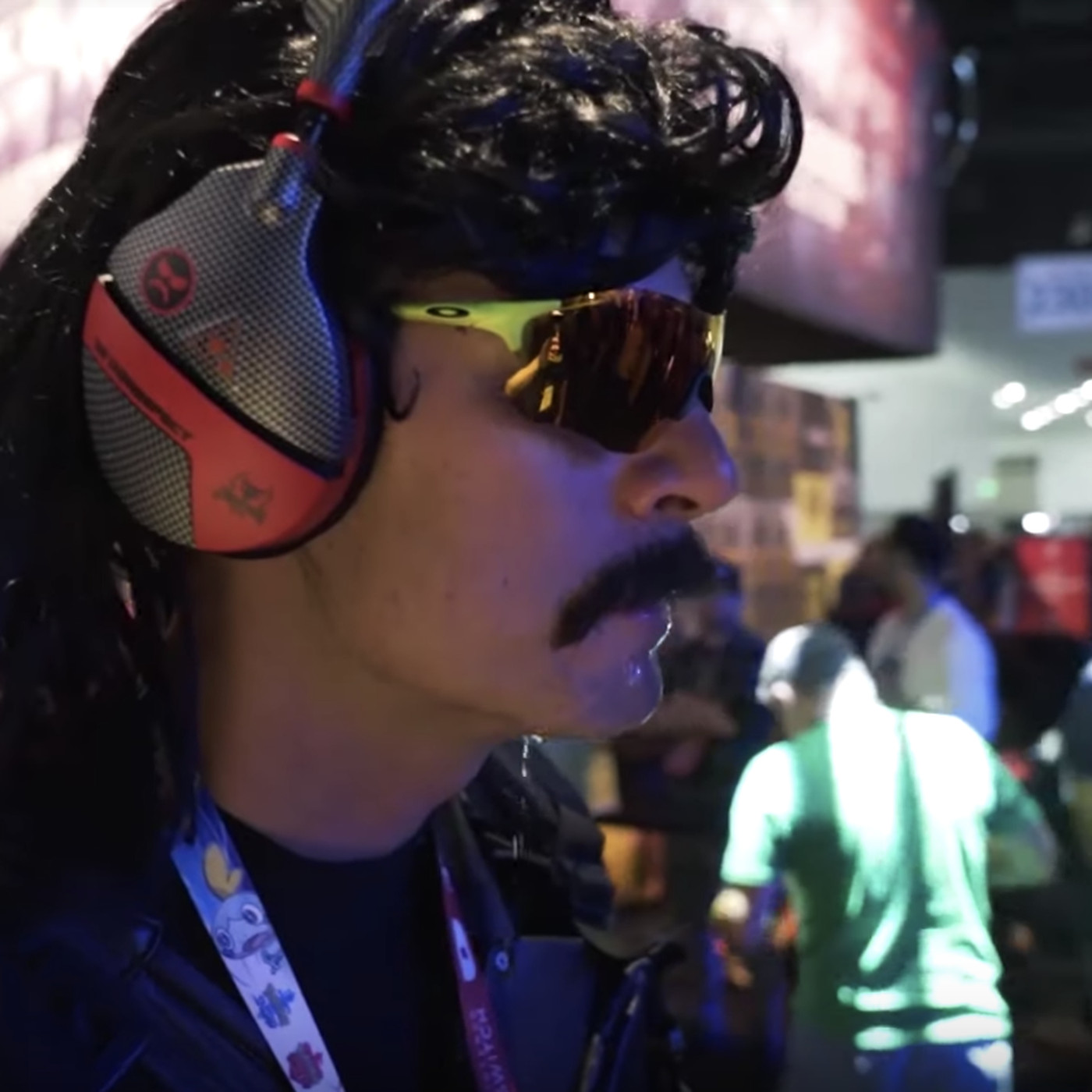 Dr Disrespect's suspension is a big moderation moment for