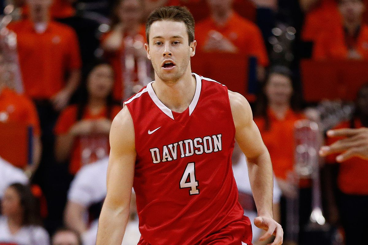Tyler Kalinoski and Davidson are the top seed in the Atlantic 10 tournament.
