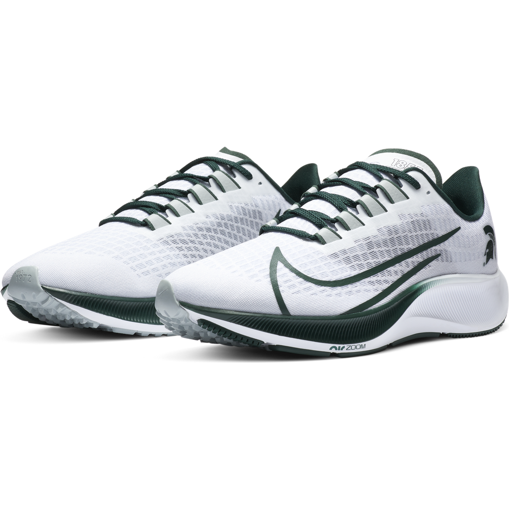 Nike drops new Air Zoom Pegasus 37 MSU shoe collection ...
