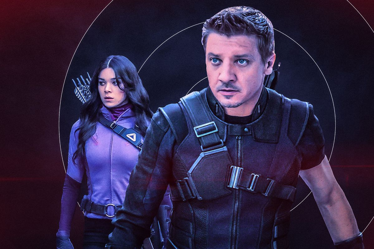The Trailer for Marvel's 'Hawkeye' Showcases MCU's Winter Wonderland - The Ringer