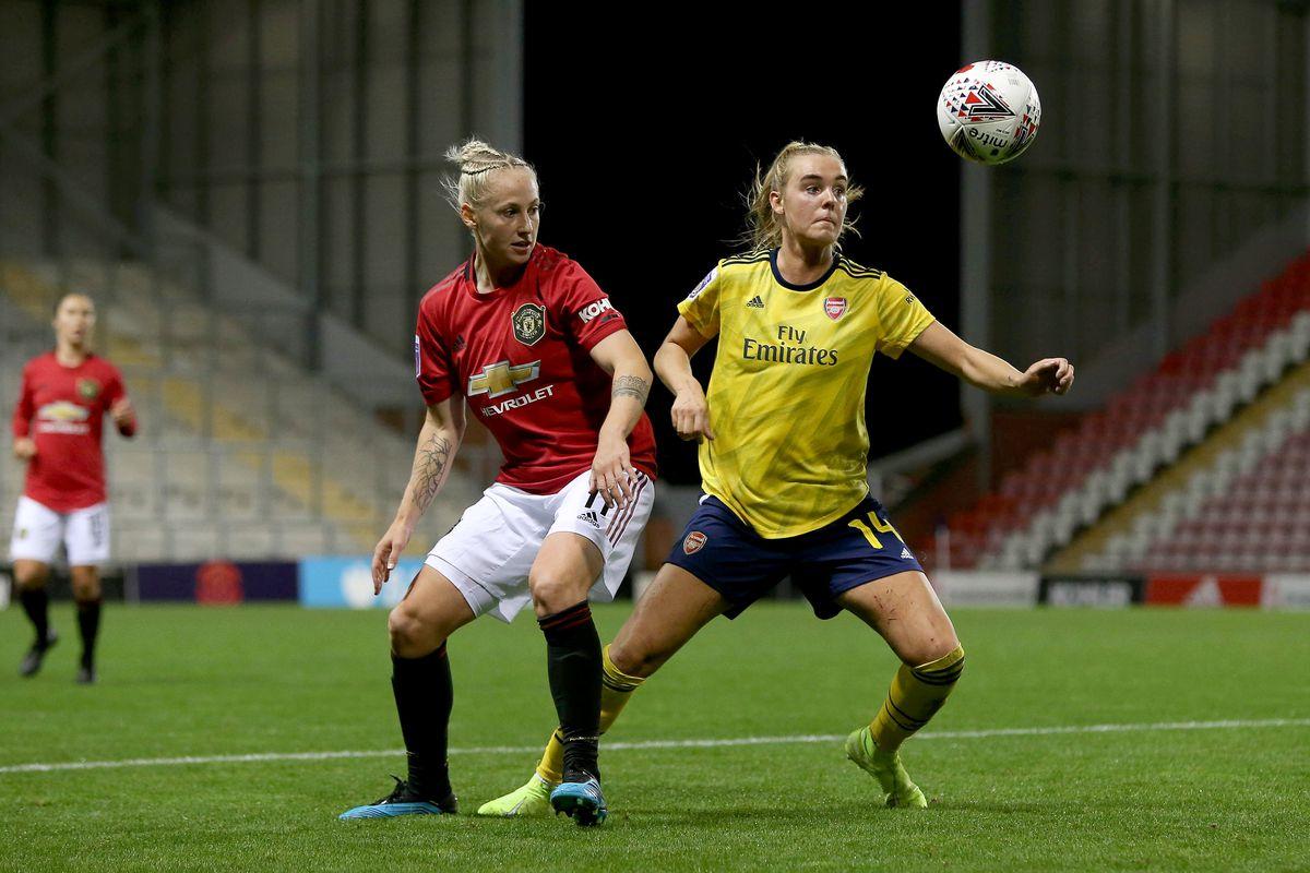 Manchester United v Arsenal - Barclays FA Women's Super League