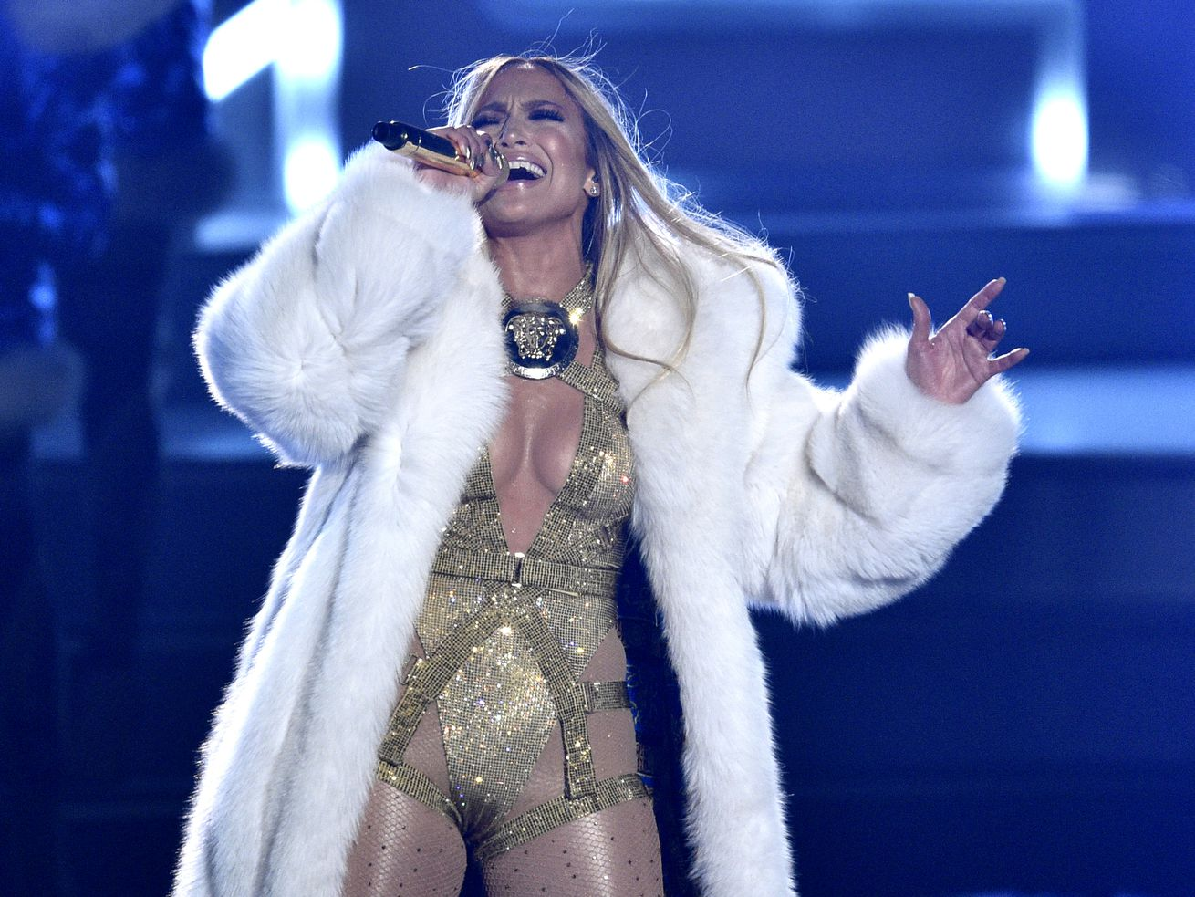 """Jennifer Lopez will help bring in the New Year with a headlining performance in New York's Time Square for """"Dick Clark's New Year's Rockin' Eve with Ryan Seacrest 2021."""""""