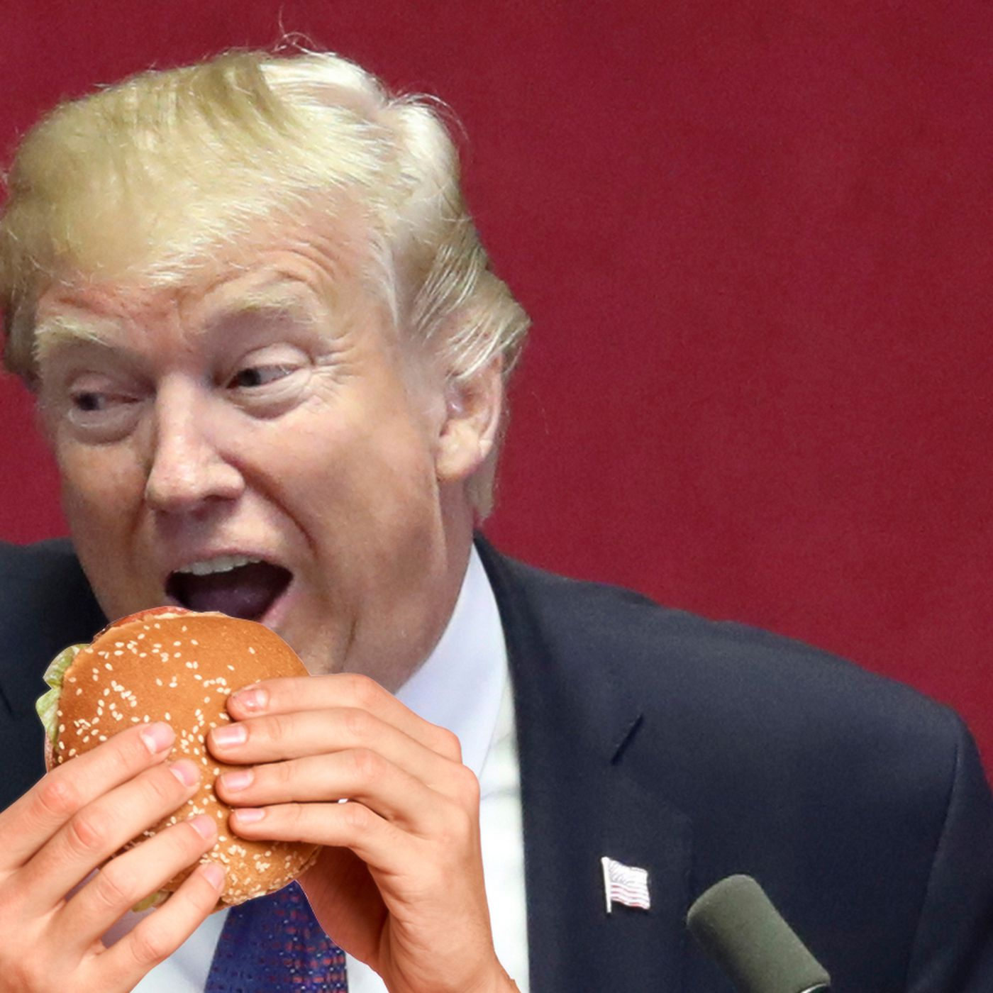 Trump S Weird Junk Food Habits Revealed By Former Campaign Manager Eater