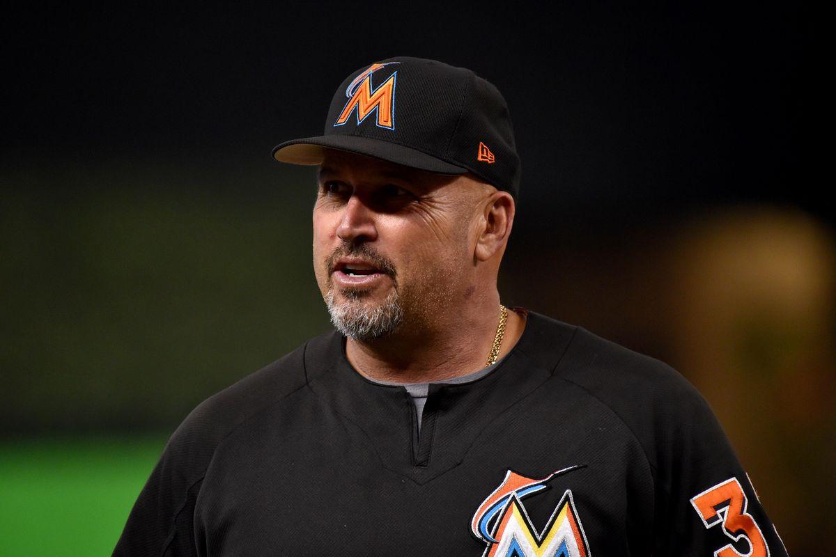 MLB: San Diego Padres at Miami Marlins