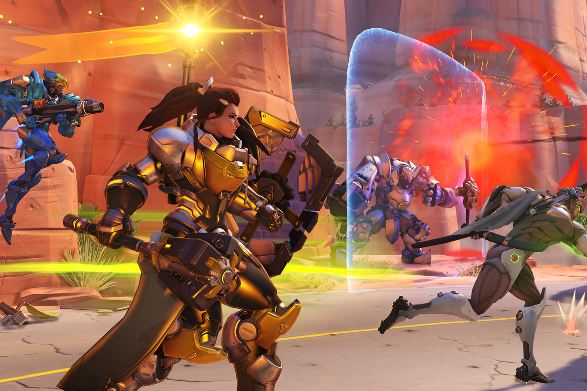 Overwatch is getting a new role queue system for ranked