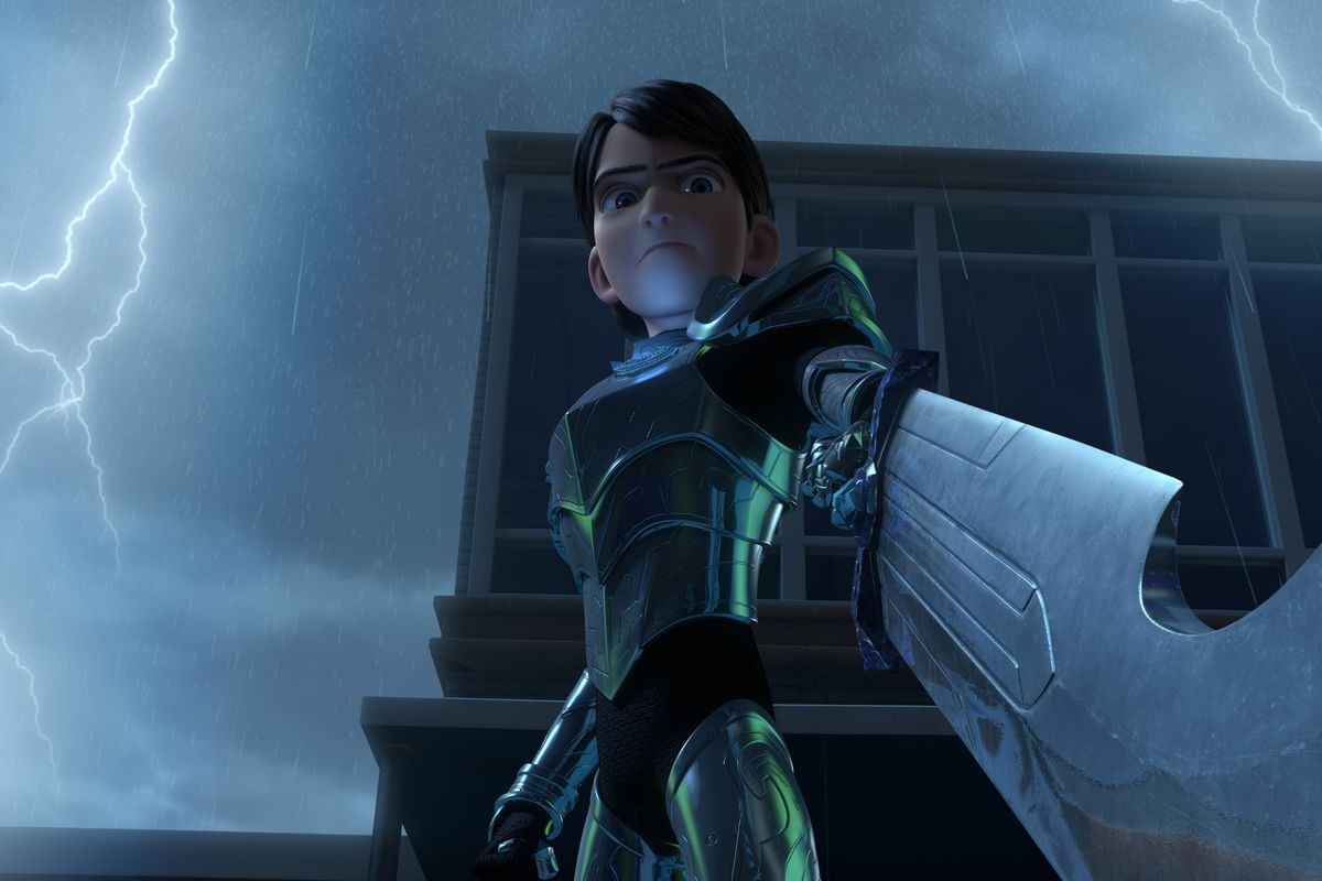 Guillermo del Toro's Trollhunters is a Netflix show for all